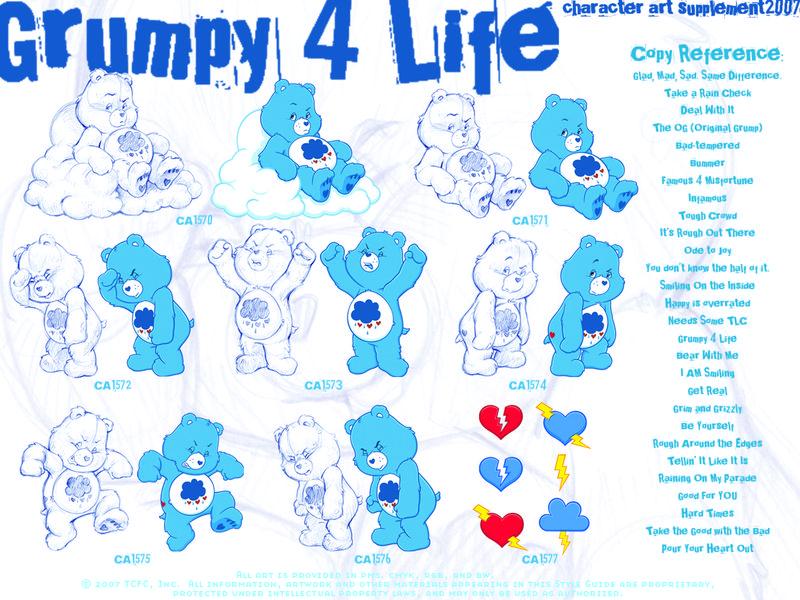 1Grumpy 4 Life 2007 Ch. art hotsheet